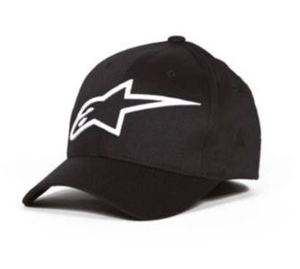 BONÉ ARTICLE LOGO STARS HAT ALPINESTARS