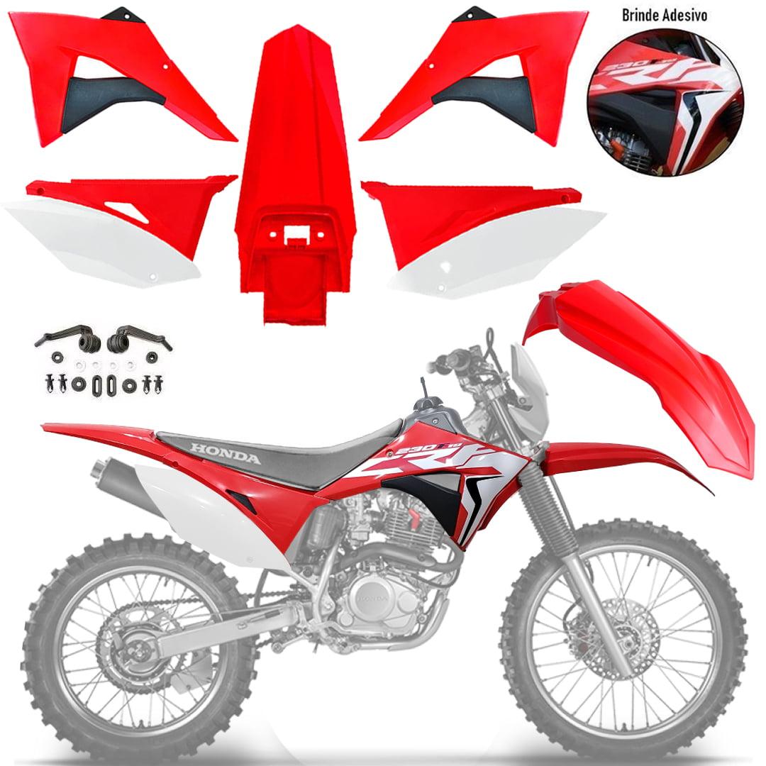 Kit Plastico CRF 230 Biker Elite