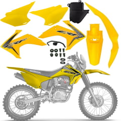 Kit plastico CRF 230F original AMX
