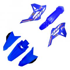 KIT PLÁSTICO CRF230F F21 AMX