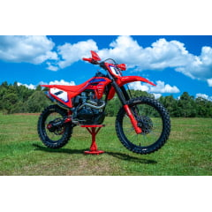 KIT PLASTICO CRF230F RIDE - BIKER
