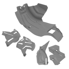 Kit Proteção III CRF250f - Anker