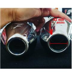 ESCAPAMENTO PARA CRF 250F FOCO RACING B42 (bocão)