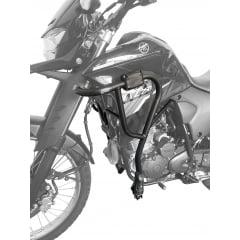 PROTETOR DE MOTOR E CARENAGEM  C/ PEDAL. PARA LANDER 250 PRETO GBS